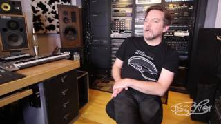 What Is Mastering with Mark Miller at Sonelab Studios