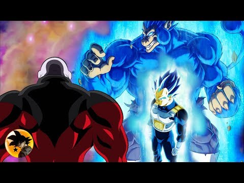 The Connection Between Jiren and Vegeta