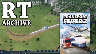 RTGame Archive:  Transport Fever 2