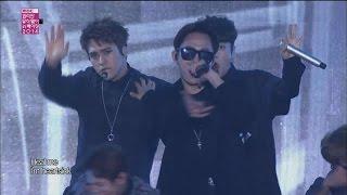 【TVPP】BEAST - Good Luck, 비스트 - 굿 럭 @ Korean Music Wave in Beijing Live