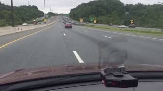 Stealth Veil SAVE July 4th 2016 - Police Lasered at 80 mph in 55 mph Zone