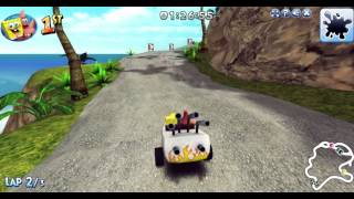 SpongeBob SquarePants - Racer Revolution 3D (MOVIE GAME) Part 4