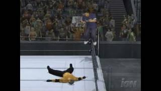 WWE SmackDown vs. Raw 2007 PlayStation 2 Gameplay - Shane