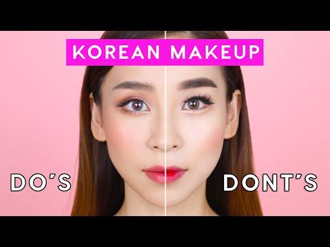 Korean Makeup Do's and Dont's   TINA YONG