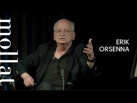 Vidéo de Erik Orsenna