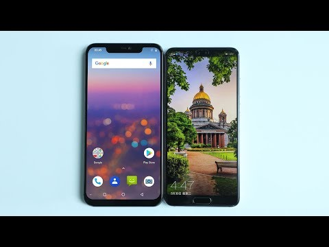 UMIDIGI Z2 VS HUAWEI P20, which one has the best design?