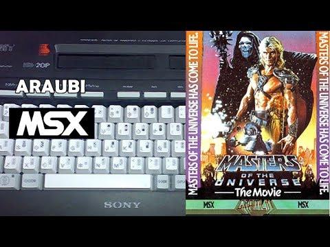 Masters of the Universe (Gremlin Graphics, 1987) MSX [434] Walkthrough