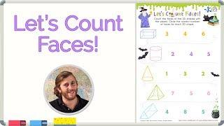 Let's Count Faces