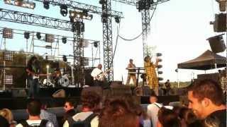 MACKA B - Live Voix du Gaou - 20/07/2012 - Part.2