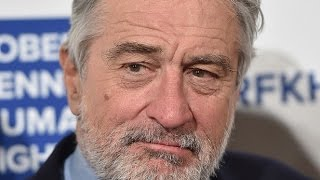 Robert De Niro is on the cover of tomorrow's City Times