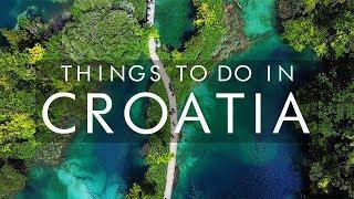 Things To Do In CROATIA   UNILAD Adventure