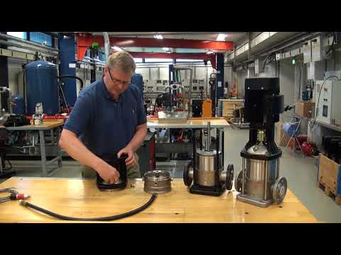 Back-to-Back seals on CR pumps from Grundfos – explained