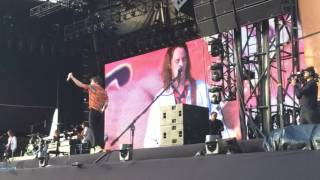 Cage The Elephant - Mess Around @ Lollapalooza Brasil 2017