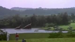 Failed Jurassic park theme tune