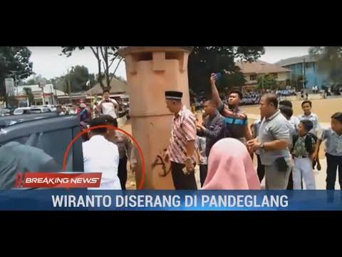 Download Video Breaking News - Dugaan Wiranto Diserang Di Pandeglang