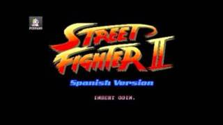 Street Fighter II Guile Theme SoundTrack [Snes]