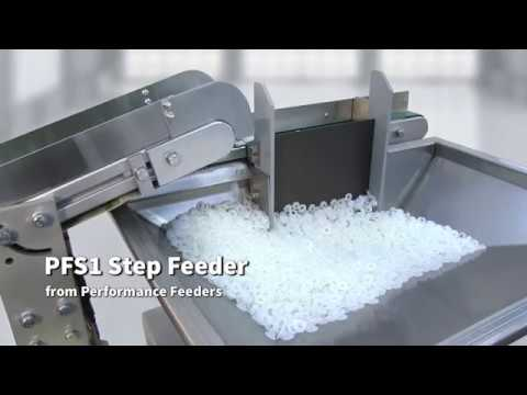 PFS1 Step Feeder Product Overview