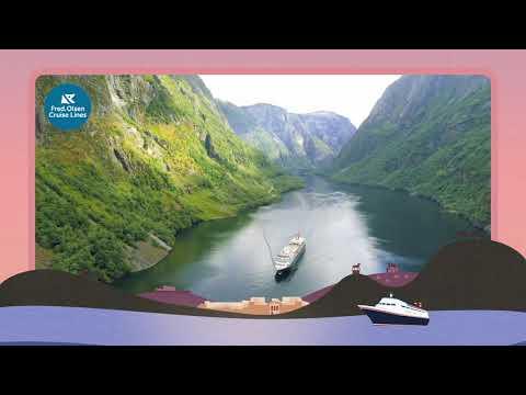 Fred Olsen Cruises   30s Small Ships