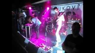 VUKOVI - Live @ KING TUTS, Glasgow, 12.12.12