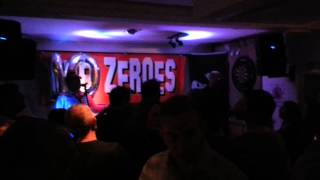 Atomic [Blondie] cover by The Zeroes live at 10 Year Anniversary Gig