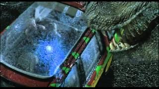 Jurassic Park 1 - Le T-Rex (Scène Culte)