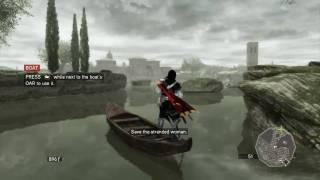 Assassins Creed 2 - Ezio meets Catarina Sforza