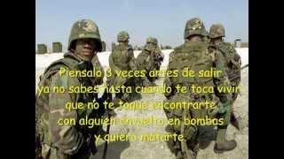 Zona Ganjah - No Más Guerras (+ Letra) [CON RASTAFARI TODO CONCUERDA 2005]