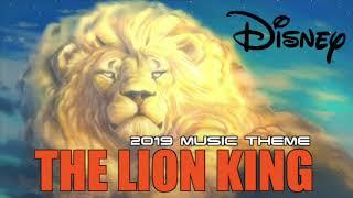 2019 LION KING LIVE ACTION Theme- Spec. JON FAVREAU - DISNEY