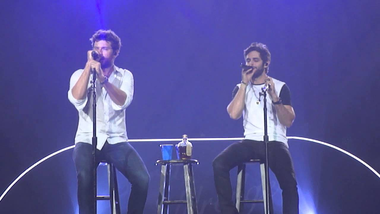 Thomas Rhett Concert Coast To Coast 2 For 1 August 2018