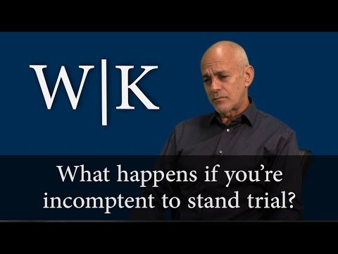 Competency to Stand Trial (PC 1368)