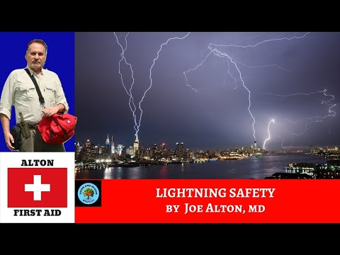 Lightning Safety with Dr. Joe Alton