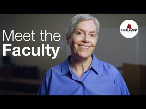 Meet the Faculty: Karen Longman, Ph.D.