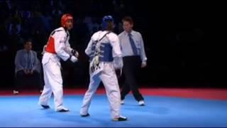 María Espinoza vs Glenhis Hernandez Juegos Centroamericanos y del Caribe Veracruz 2014