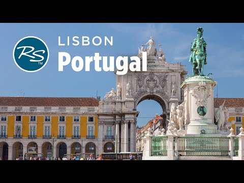 Lisbon, Portugal: Portuguese Salted Cod – Rick Steves' Europe Travel Guide – Travel Bite