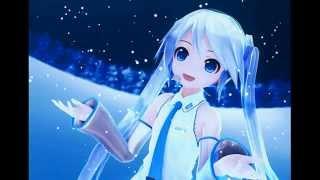 Frozen Libre Soy Con Elsa y Hatsune Miku