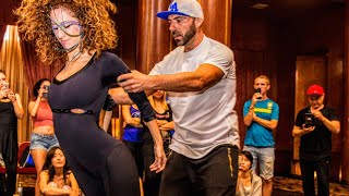 Ivo Vieira & Shani Mayer - Dynamic Zouk Patterns - Los Angeles Zouk Congress 2016