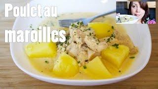 Recettes de cuisine : Chocmiel Poulet sauce maroilles 🧀 en vidéo