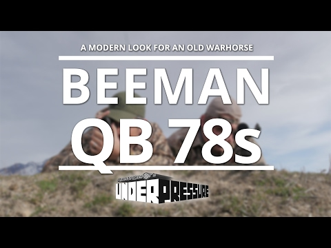 Beeman QB 78s: An Old Classic Gets A Face Lift