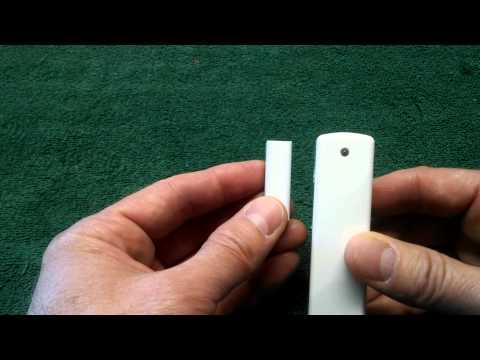 Z Wave Linear Door Window Z Wave Sensor
