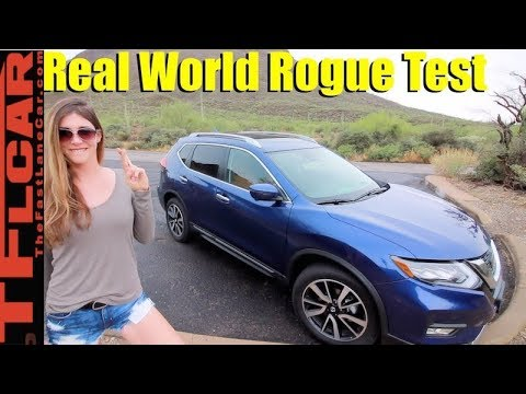 2018 Nissan Rogue Review: Best Real World MPG Revealed!