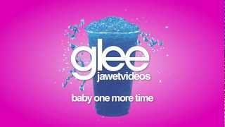 Glee Cast - Baby One More Time (karaoke version)