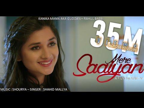 MERE SAAIYAN LYRICS - Shahid Mallya Ft. Kanika Mann | Punjabi Love Song 2018