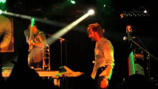Caravan Palace - Panic (Live in Budapest A38)
