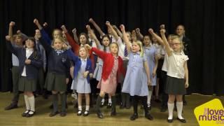 Superhero Blues - LMT Nantwich Young Voices