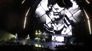 Nickelback When We Stand Together Live in Melb