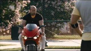 Jason Statham Fight Scene - The Expendables width=