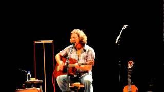 Eddie Vedder - Springsteen Cover (Little Rock - 8.28.10)