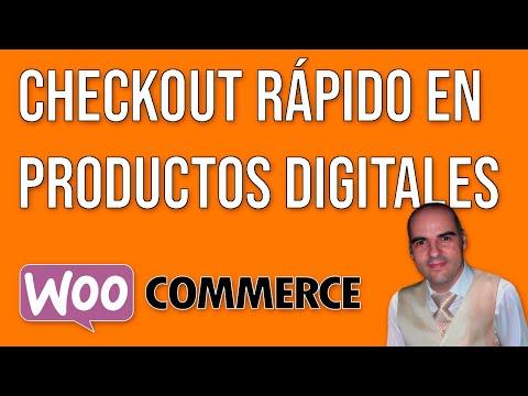 Quitar los campos de dirección del checkout con productos virtuales en WooCommerce