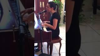 Moana / Vaiana - How far I'll go - Greek version - by Jasmin Alvarez cover