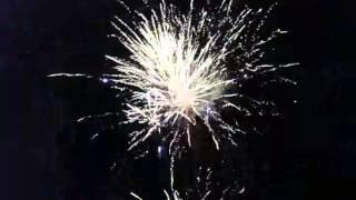 Fogos de artifício de ano novo #2016
